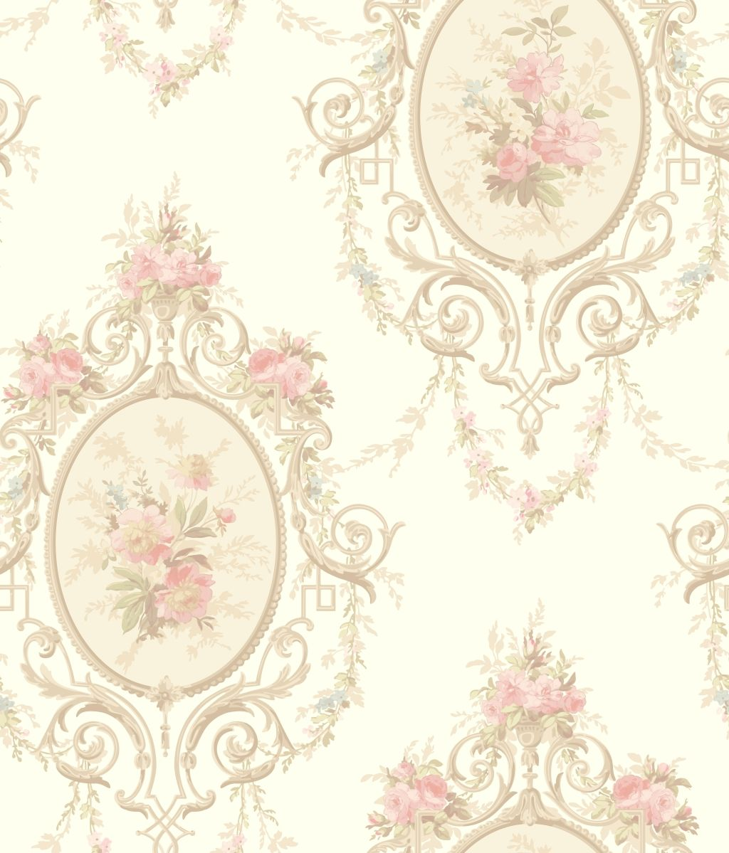 White Whitedecor Victoriandecor Vintage English Floral