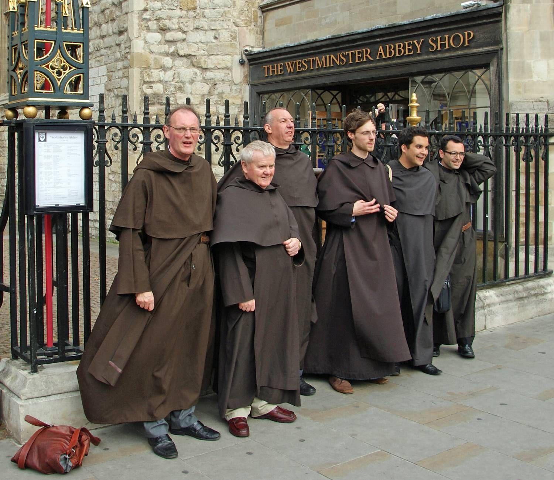 carmelites outside westminster abbey order carmelites
