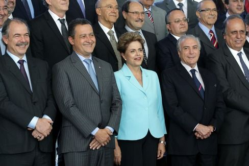 Rousseff Summons Governors to Brasilia to Help Avoid Turmoil.