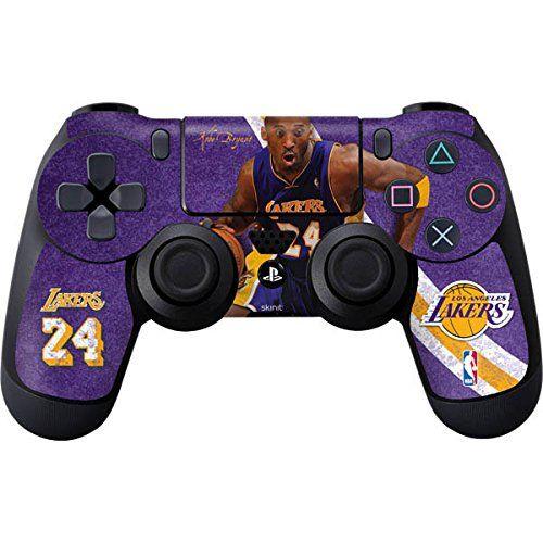 Nba Player Action Shots La Lakers Kobe Bryant 24 Action Shot Skin For Sony Playstation 4 Ps4 Dua Lakers Kobe Bryant Playstation 4 Ps4 Kobe Bryant 24