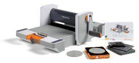 Reviews And Giveaways Fiskars Fuse Letterpress Machine Letterpress