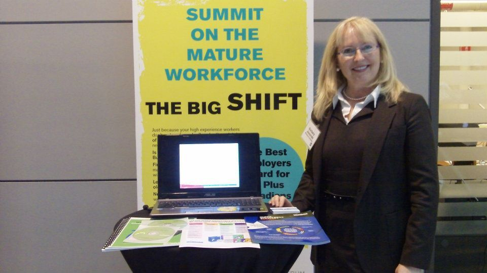 Barbara jaworski ceo of the workplace institute at the