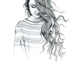 Resultado De Imagem Para Desenhos De Meninas De Costas Tumblr
