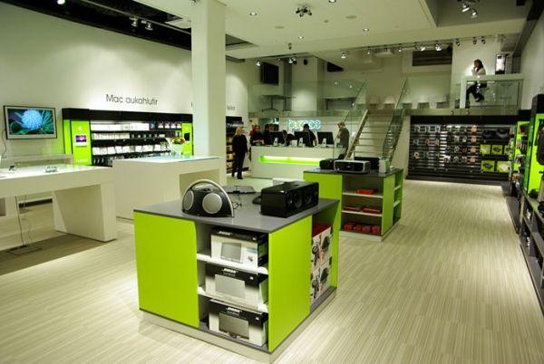 Apple Humac M Worldwide Retail Store Interior Design Store Design Interior Retail Space Design