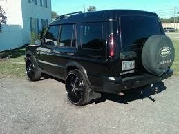 Land rover discovery 2 ...Old is gold!