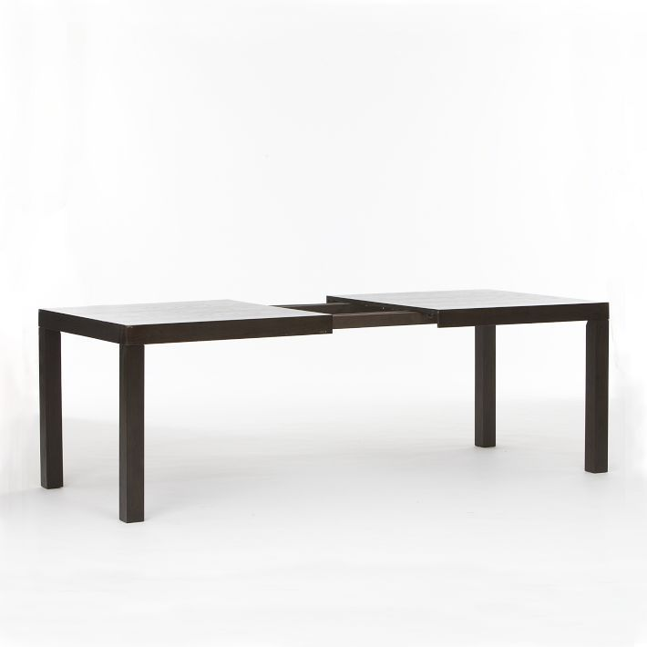 Superbe Parsons Expandable Dining Table