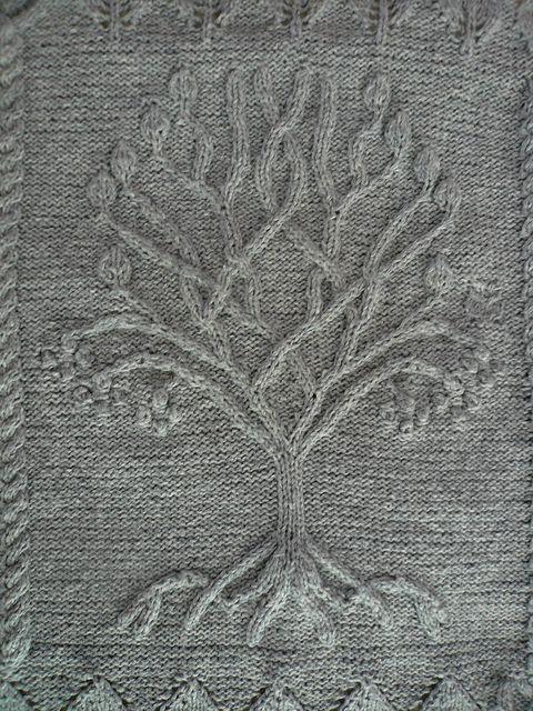 Tree Pattern By Ariel Barton Crafts Pinterest Tree Patterns