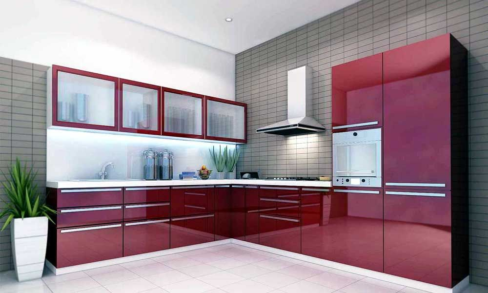 Get an attractive cooking area with modular kitchens l