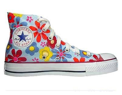 127db1ddc749 Converse All Star - Flowers - How could I have missed these