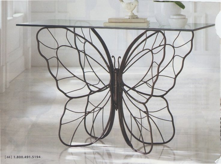 Superbe Iron And Glass Table   Tìm Với Google
