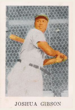 Image result for josh gibson baseball card toleteros