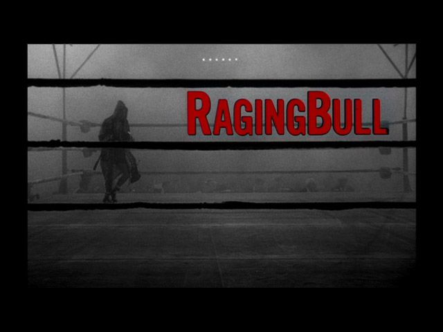 Raging Bull - 30th Anniversary Edition (UK-import) (BLU-RAY)