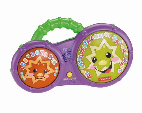 #Fisher-Price Laugh & Learn #Bathtime Bongos available online at http://www.babycity.co.uk/