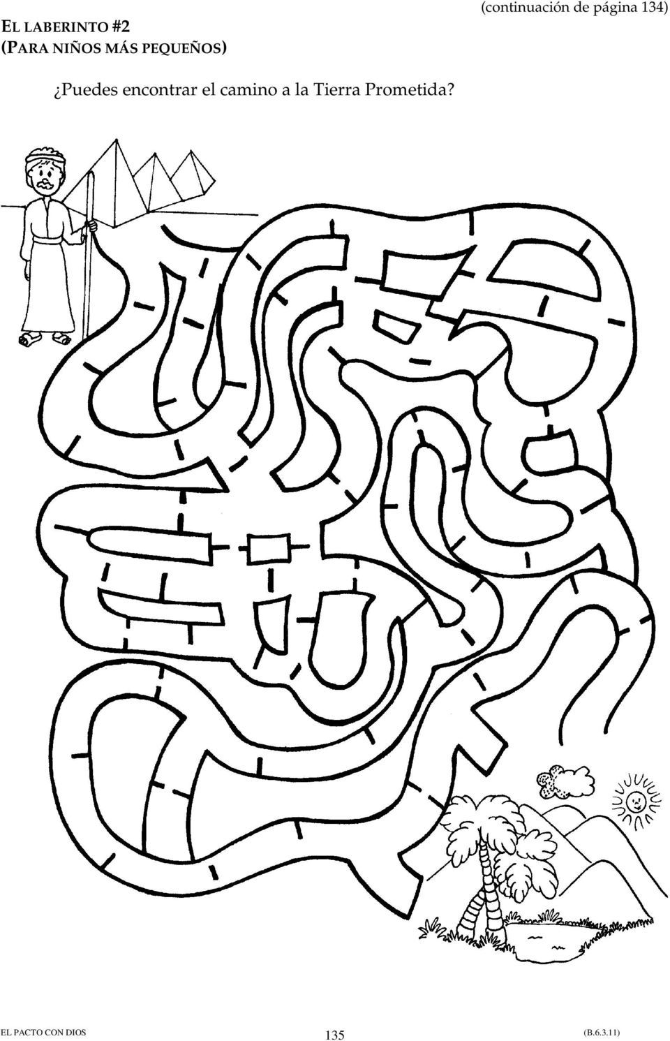 Joshua And Spies Sunday School Mazes Joshua And Caleb Bible
