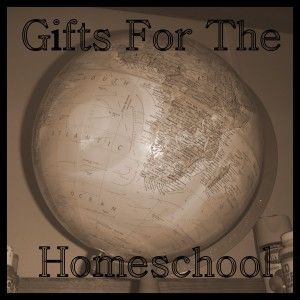 Gifting for the Homeschool