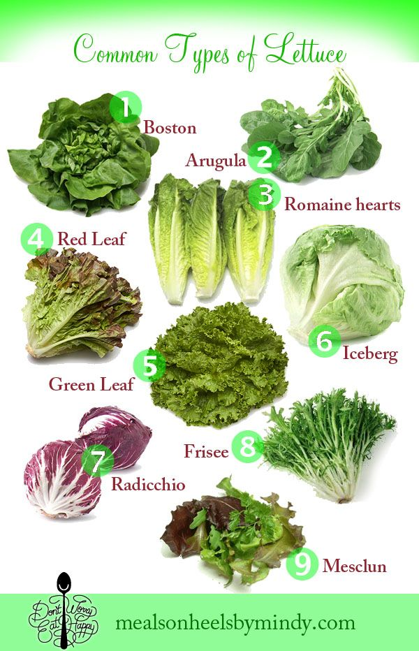 Meals On Heels By Mindy Recipe Types Of Lettuce Fruit Nutrition Asian Vegetables
