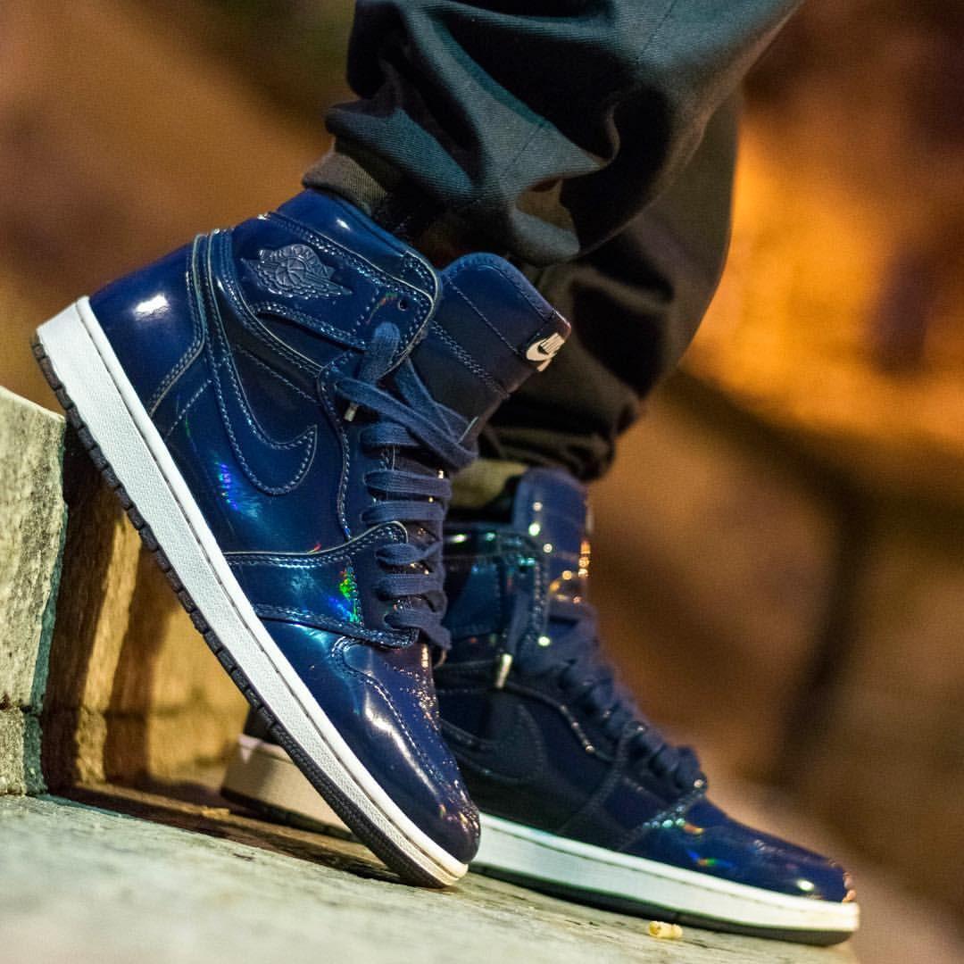 DSM x Nike Air Jordan 1 Retro High OG | Air jordans, Jordan