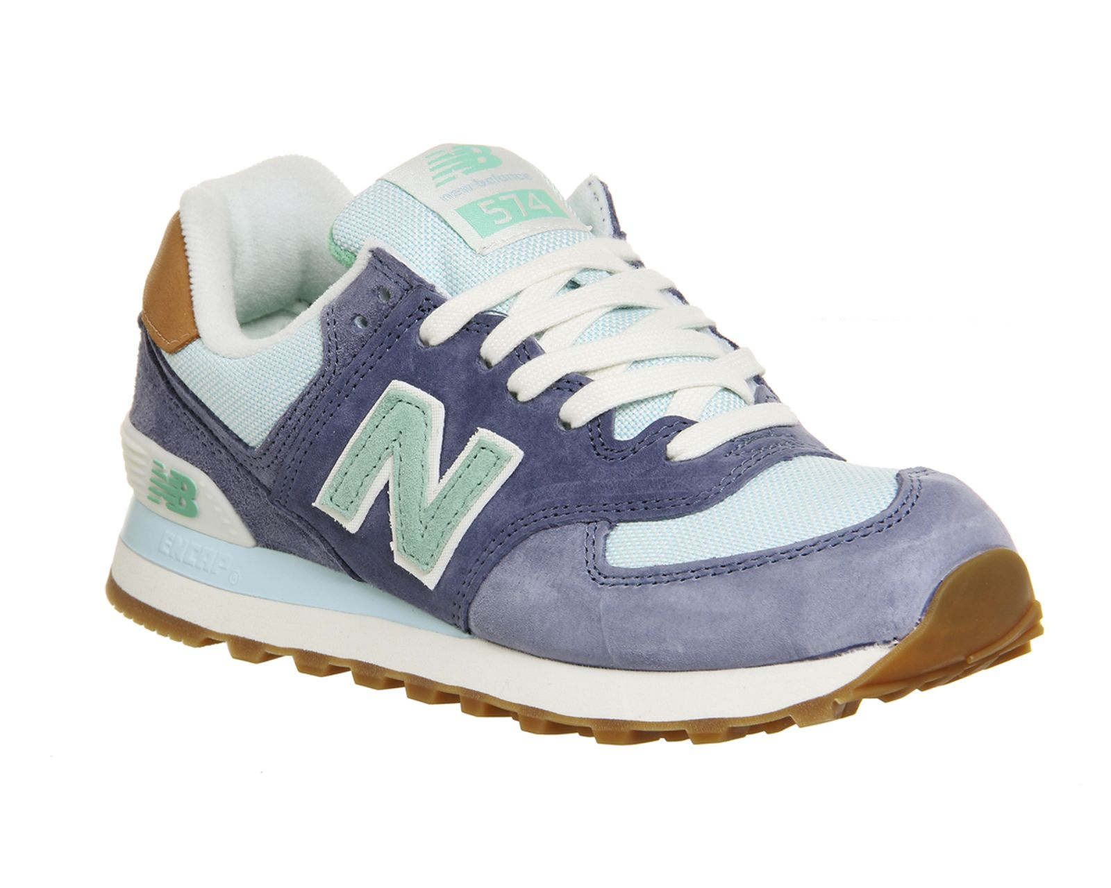 size 40 b19c7 99ea1 Buy Blue Teal Beach Cruiser Exclusive New Balance Wl574 from ...
