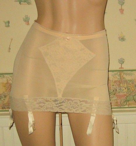Rago Girdle long leg 6 garters   eBay
