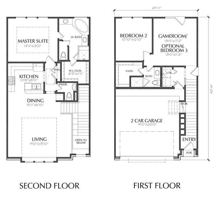 Image Result For 2 Story Garage Floor Plans Garage Floor Plans