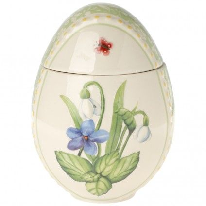 Farmers Spring Villeroy /& Boch 42tlg Dekorationsset Easter Papier