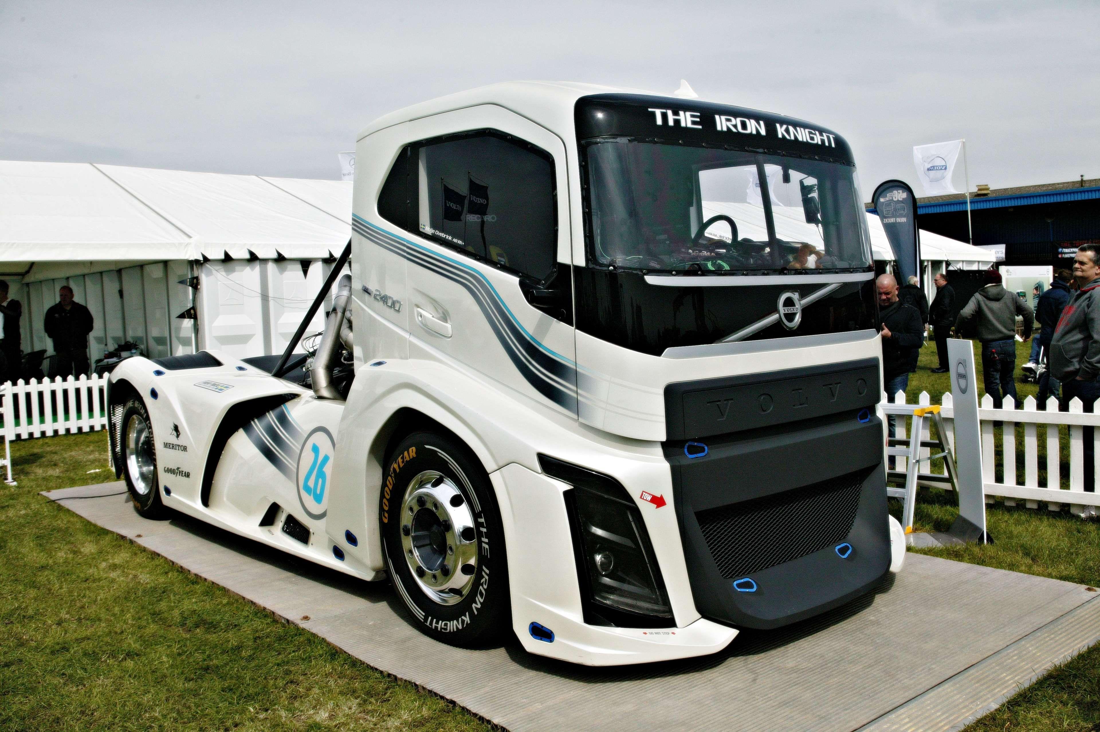 the iron knight truck volvo Trucks Pinterest