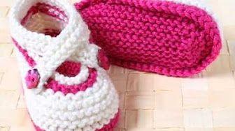 Babyschühchen Häkeln Anleitung Biggistubee Youtube Crochet