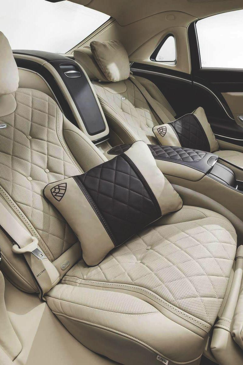 Pinned By Kae Fab Maybach Luxury Auto Interior Hobbies