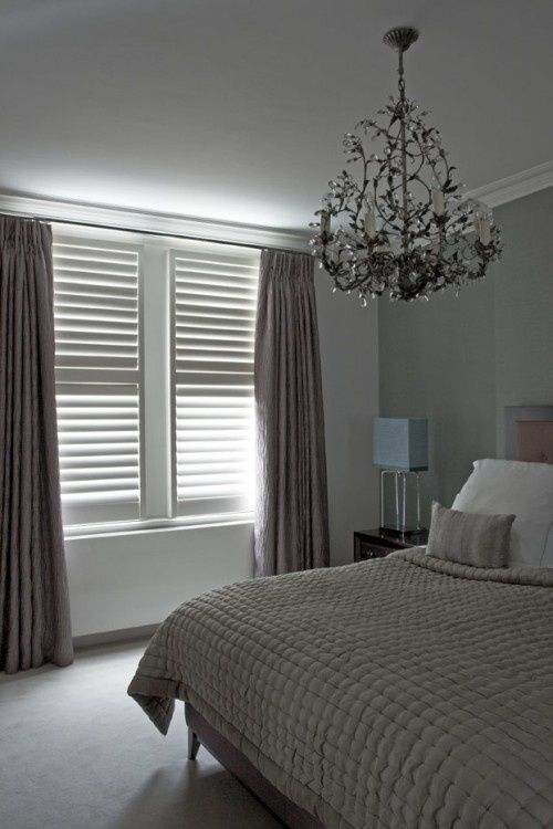 slaapkamer luxaflex gordijnen | guest room | pinterest | bedrooms, Deco ideeën