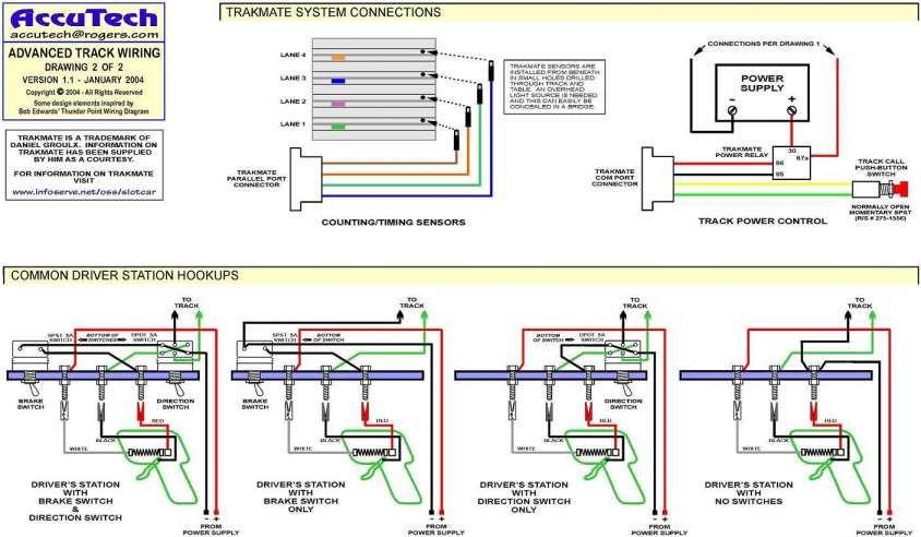 16 Slot Car Track Wiring Diagram Car Diagram In 2020 Slot Car Tracks Slot Cars Slot