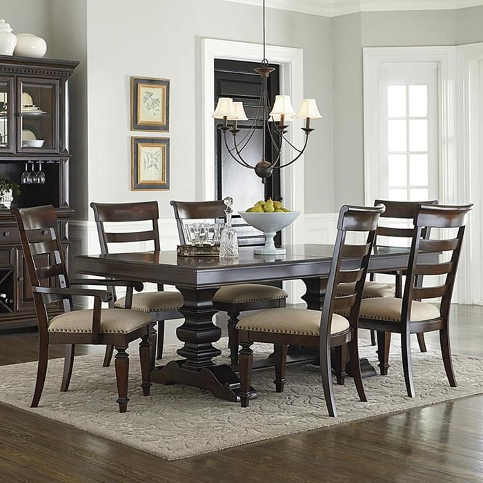 Xcalibur 7 Piece Dining Set