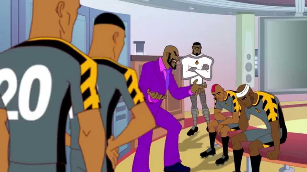 Supa Strikas Season 1 Dancing Rasta In Ice Rasta Cartoon Shows My Childhood