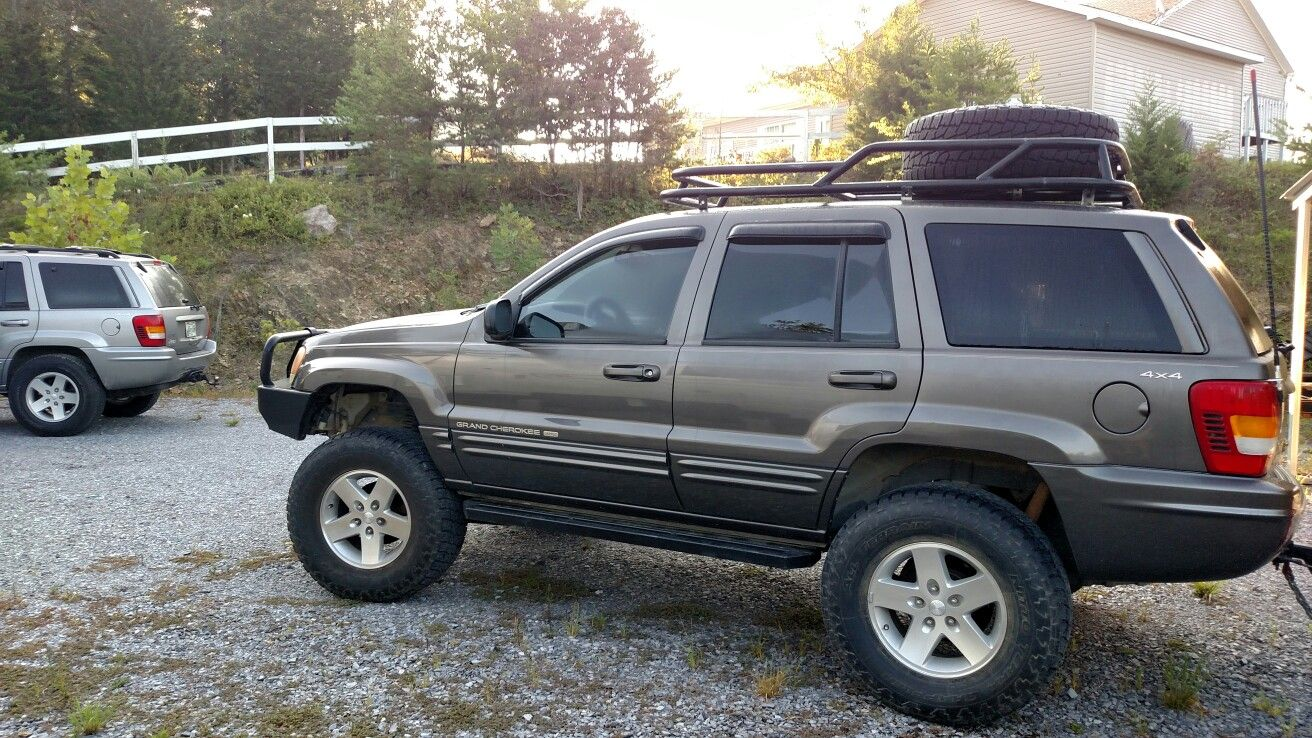Wj Jeep Grand Cherokee 4 7 Iron Rock Long Arm 6 5 2 For The Arb