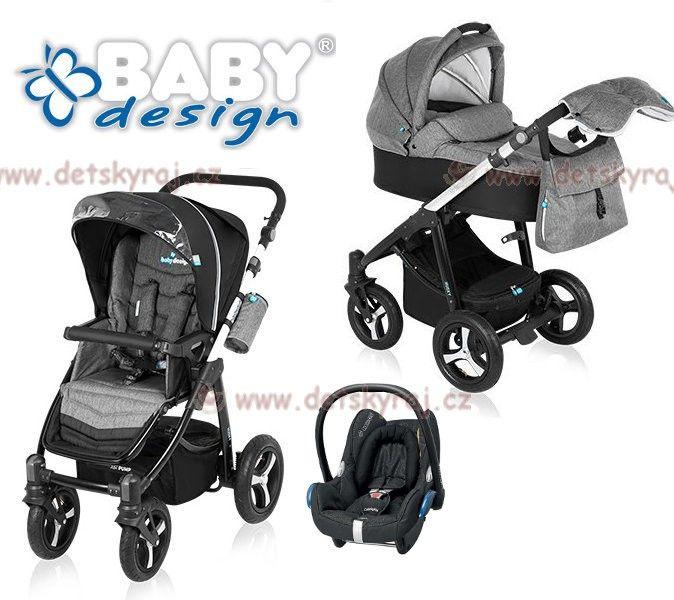 Baby Design Husky Autosedacka Maxi Cosi Cabriofix S Adapterem Bebek Cocuk
