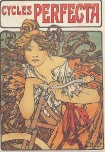 DMA Posters of Paris Postcard