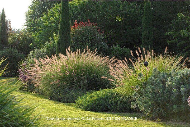 bassin en ardoise au jardin contemporain | Jardin ...