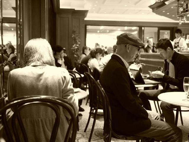 街角の喫茶店 – 恵比寿 / ANTICO CAFFE AL AVIS – Ebisu,Tokyo