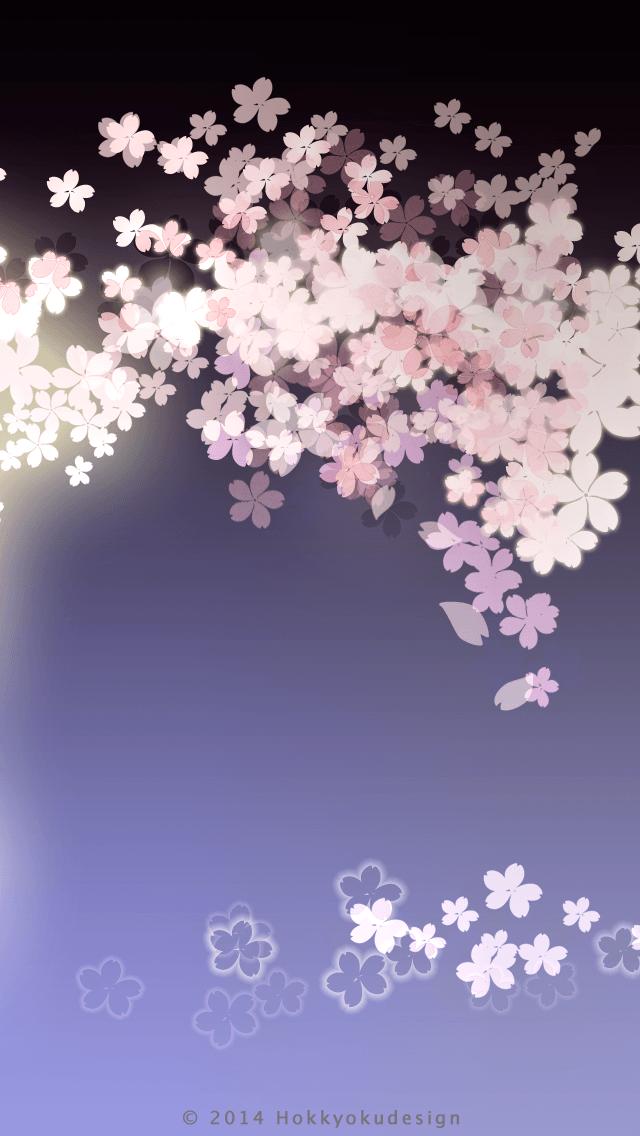 キレイな桜の絵 スマホ壁紙 Iphone待受画像ギャラリー 桜 絵 桜の壁紙 スマホ壁紙