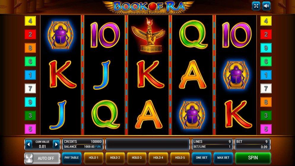 Book Of Ra Gaminator Online
