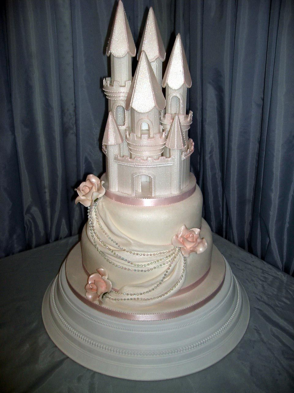Castle Wedding Cake Topper | Torten Schloss | Motivtorten ...