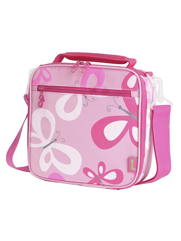 xl lunchbox butterfly