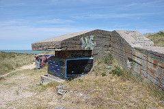 Fort Lapin Bunkers (aitch tee) Tags: france bunker fortifications defences calais atlanticwall reinforcedconcrete fortlapin