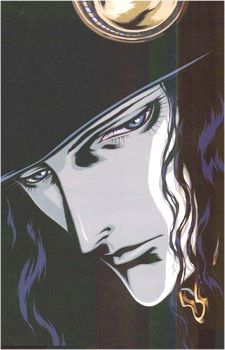 The Best Image Of Vampire Hunter D From Bloodlust 2001 In 2019
