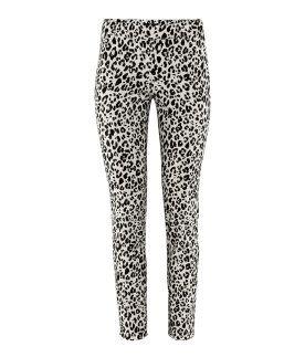 Leopard Print Pants Fashion Trousers Pattern Clothes