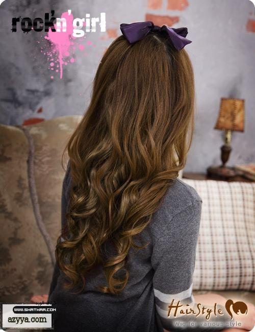 تسريحآت شعر كوريه Girl Hairstyles Hairstyle Hair Styles