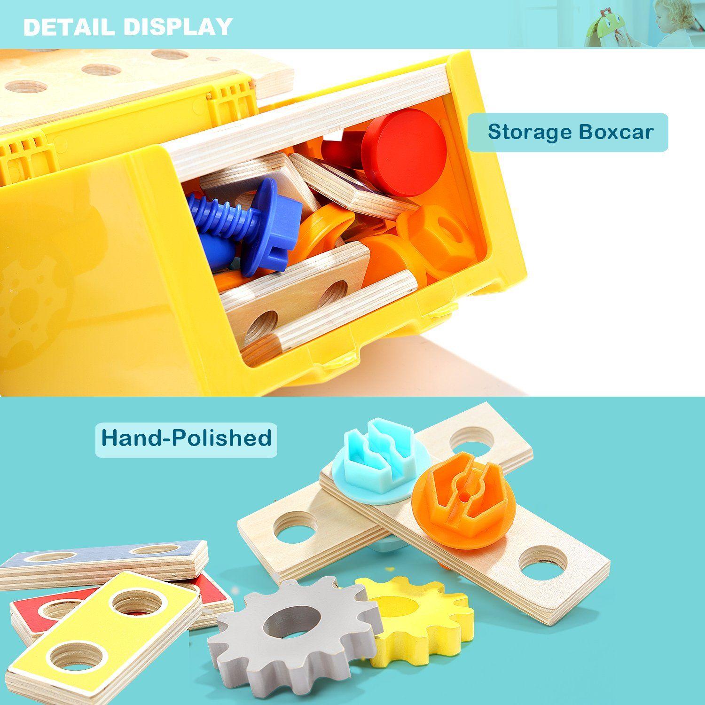 Fantastic Top Bright Toddler Toys Tool Set For 2 3 Year Old Boy Gifts Inzonedesignstudio Interior Chair Design Inzonedesignstudiocom