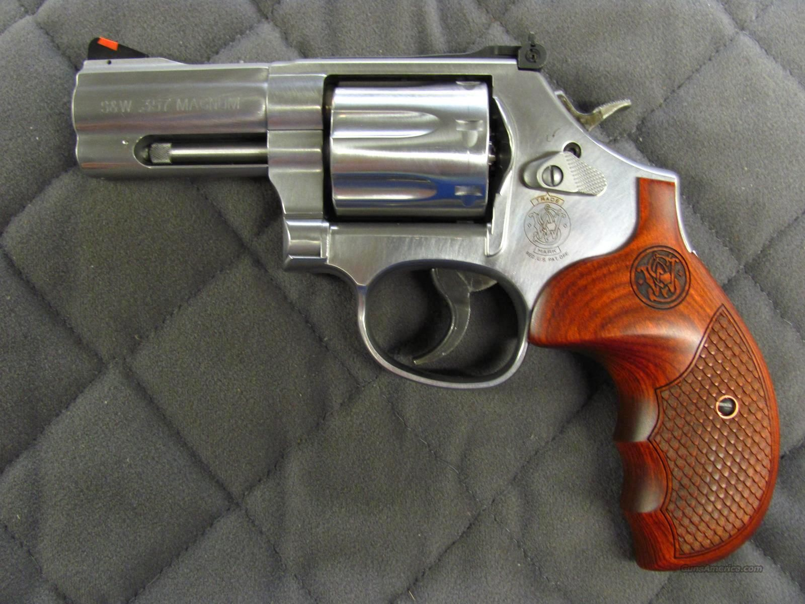 Pin On Concealed Carry Revolver