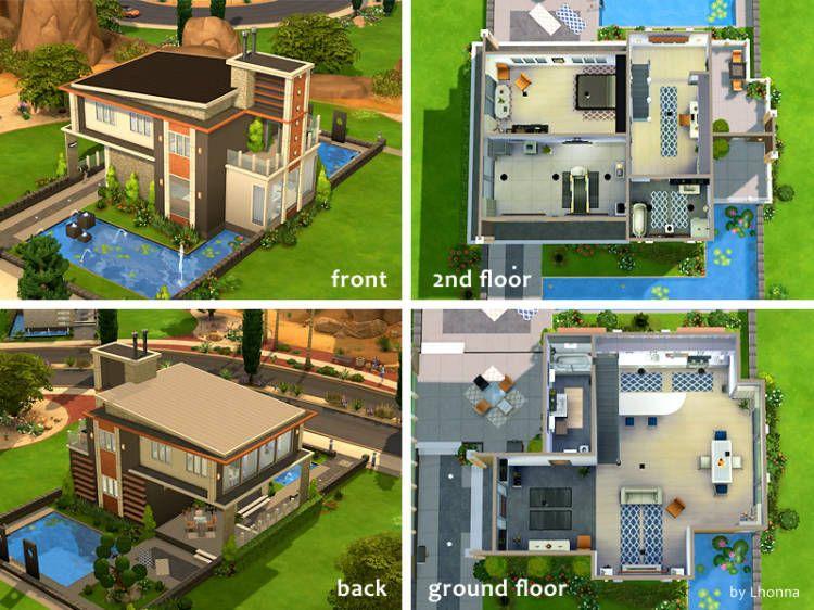 Sims 4the Simssims Housenerddecorating Ideashouse Ideashouseshomesotaku