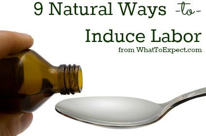Natural Ways To Induce Labor That Worked For You