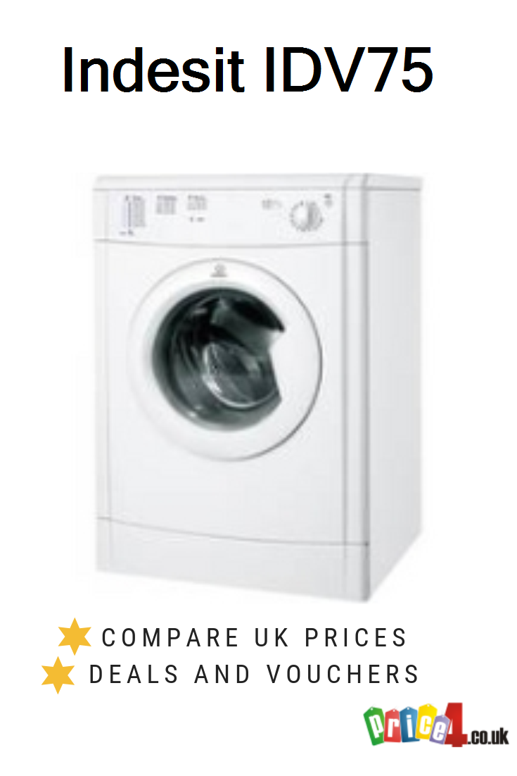 Indesit Idv75 Uk Prices Tumble Dryers Compare Price Price